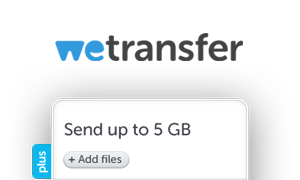 The easiest way to send big files. Get your WeTransfer Plus for 25% off | TNW Market