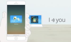 Simple and cute app for wifi-ing things to nearby devices | TNW Market